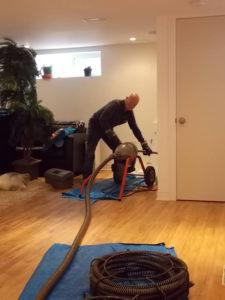 Drain Cleaning, Plumbing Snake